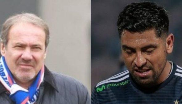 Gonzalo Jara regresa a la selección chilena tras un año de ausencia