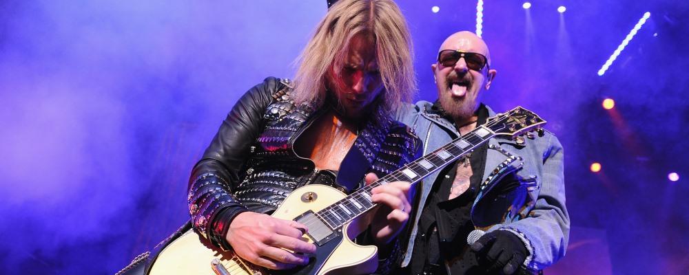 Faulkner Halford Judas Priest