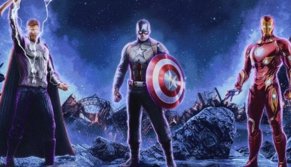 Poster avengers