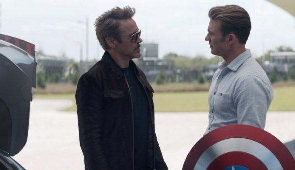 Avengers Endgame Chile