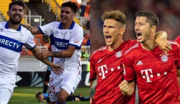 Catolica vs Bayern Münich web