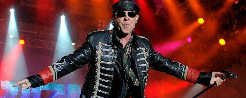 Klaus Meine Scorpions nuevo album disco 2020