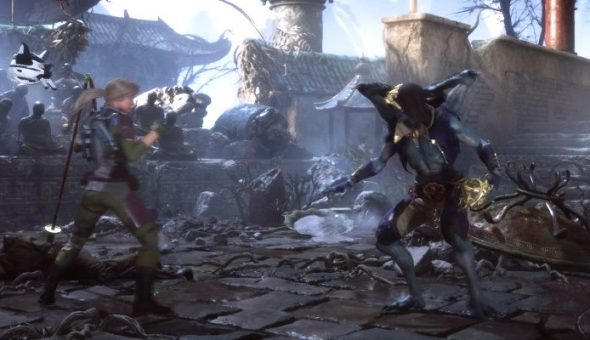 Mortal Kombat 11 rinde honor a Toy Story con curioso Easter Egg