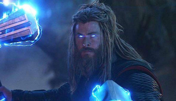 Resultado de imagen para avengers endgame thor
