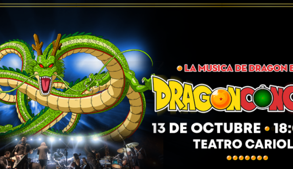 Banda sonora de Dragon Ball tendrá concierto en Chile