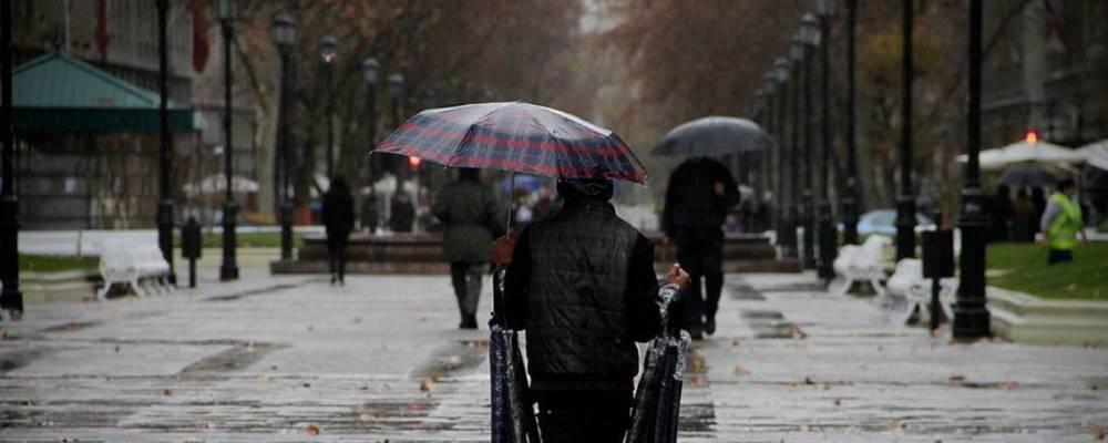 Cuando Empiezan Las Lluvias Importantes En Santiago