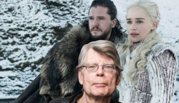 A Stephen King le encantó la última temporada de Game of Throne
