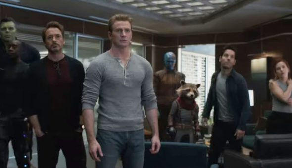 Avengers 3000 minutos web