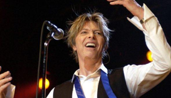 Bowie artista