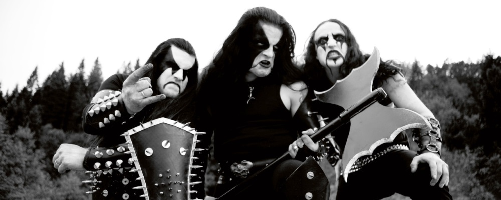 Immortal web black metal
