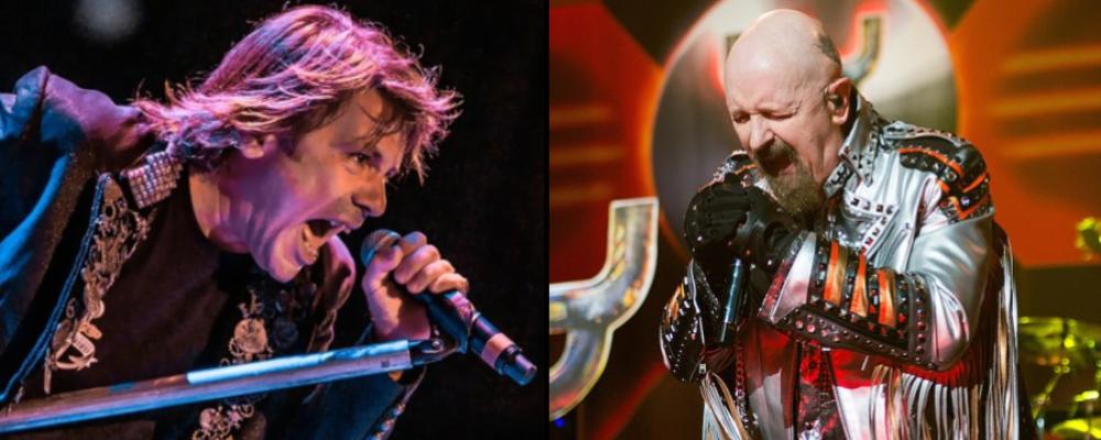 gira Iron Maiden Judas PRiest