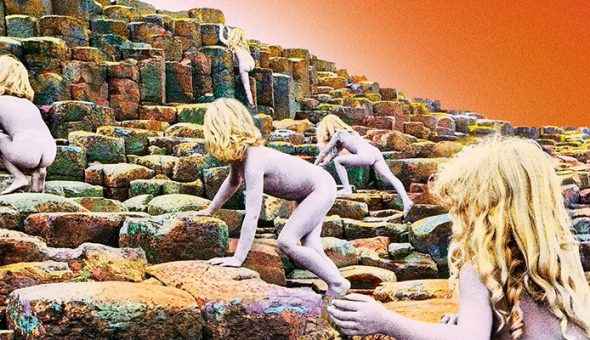 Led Zeppelin Houses of the holy web