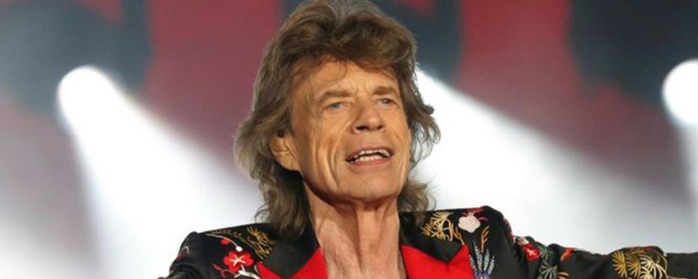Mick Jagger web