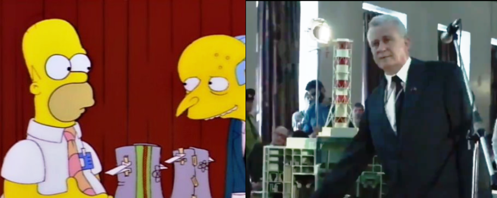 Simpsons chernobyl