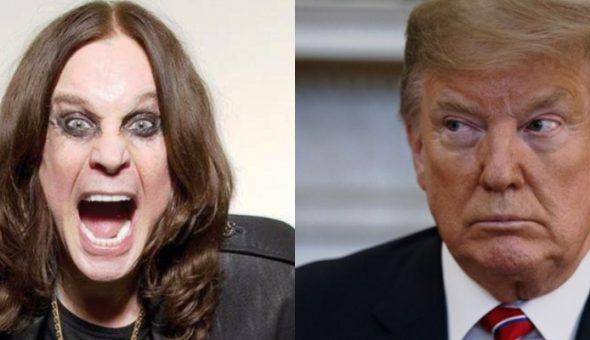 Crazy Trump Ozzy Osbourne web