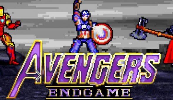 Avengers Endgame 16 bts