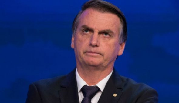 Bolsonaro cocaína