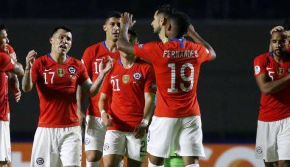 Chile candidato Copa América
