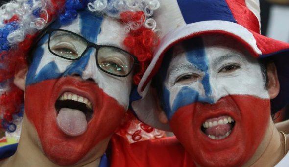 Chile Uruguay La Roja