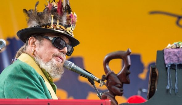 Muere el legendario artista Dr. John a los 77 años