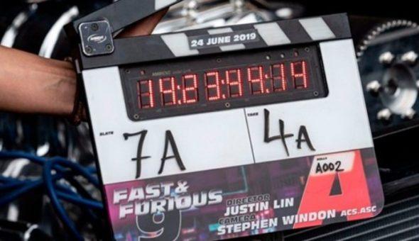 Rápidos y Furiosos 9: Vin Diesel publica el primer video del rodaje