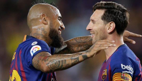 Vidal Messi