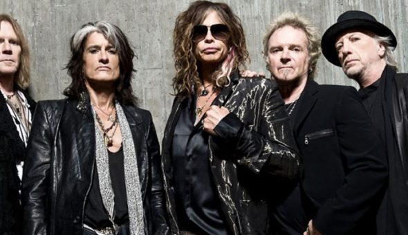 Aerosmith 2019 web