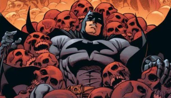 Batman muerto web