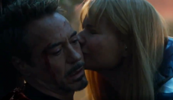 Arrodíllense a la escena nunca vista de la película — Avengers Endgame