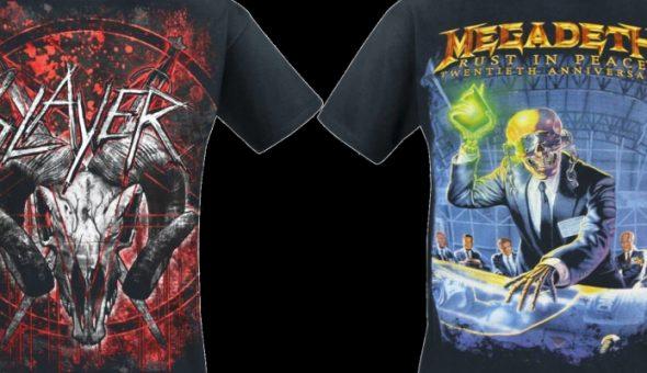 Poleras heavy metal web