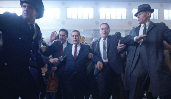 'The Irishman', de Scorsese, abrirá Festival de Cine de Nueva York