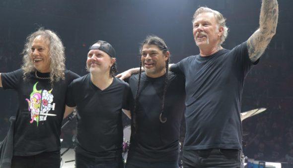 Metallica Chile