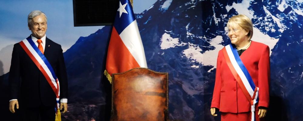 Salvador Allende Y Pinochet Llegaran Juntos Al Museo De Cera