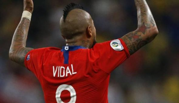 Vidal favorito