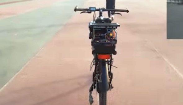 Bici conduce sola web