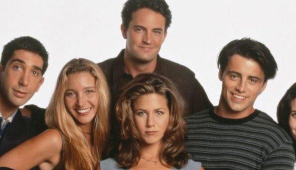 Friends cast web