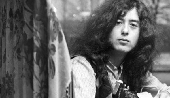 Jimmy Page el país Web