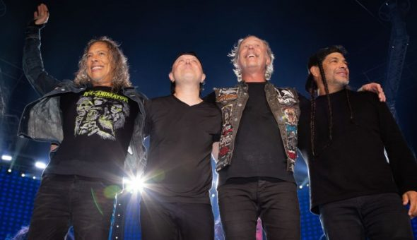MEtallica tour web