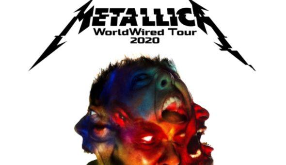 Metallica Chile 2020 web