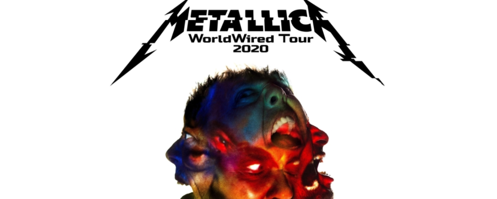 Metallica Chile 2020 web