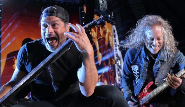 Metallica Kirk Robert