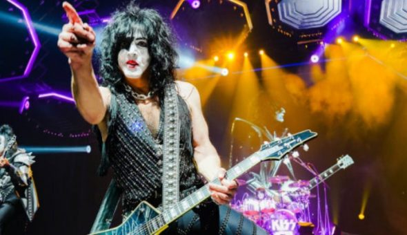 Paul Stanley KISS web