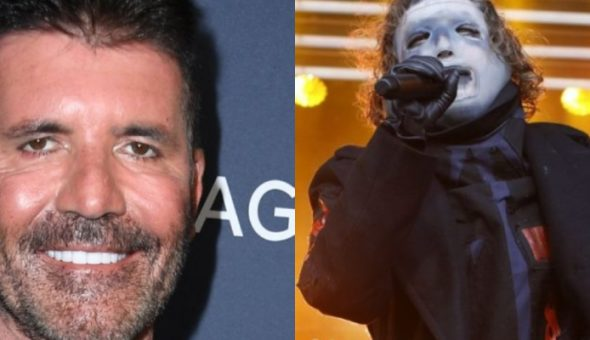 Simon Cowell Slipknot web