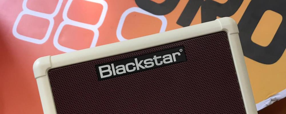 Blackstar amplificador