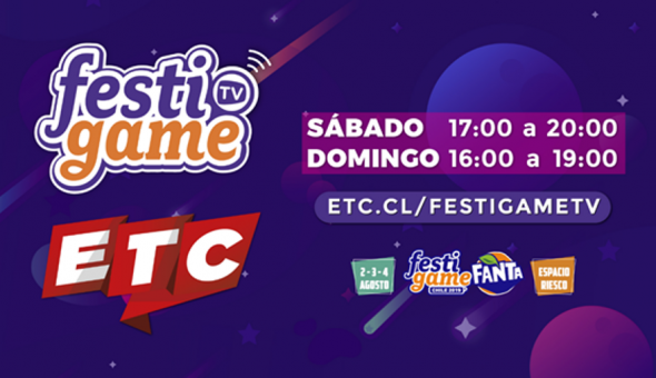 FestiGame streaming