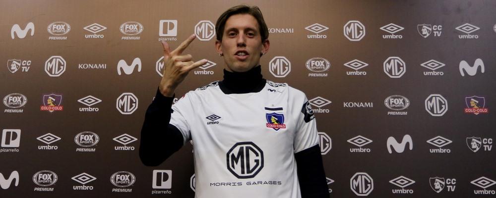 Iván Rossi Colo Colo