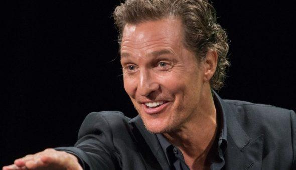 Matthew McConaughey deja la actuación para dedicarse a la docencia