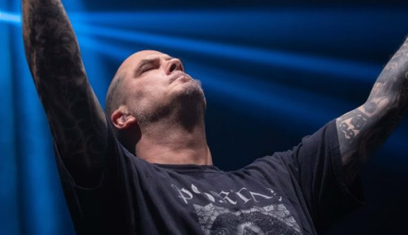 Phil Anselmo Chile Coliseo