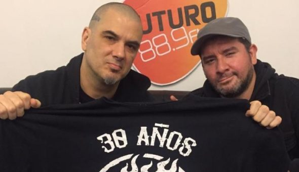 Phil Anselmo Chile