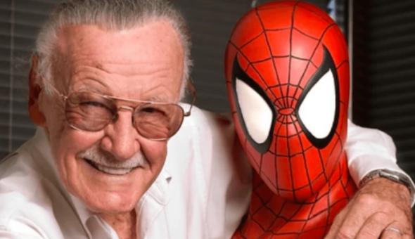 Stan Lee Spider-Man